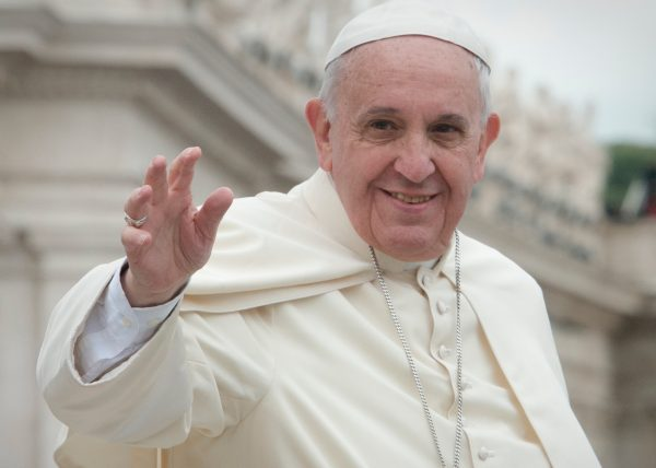 World celebrates Pope's words as faith groups shift into action