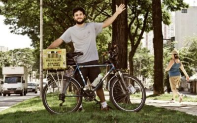 Wheels of change: bicycles in the fight against air pollution in Brazil