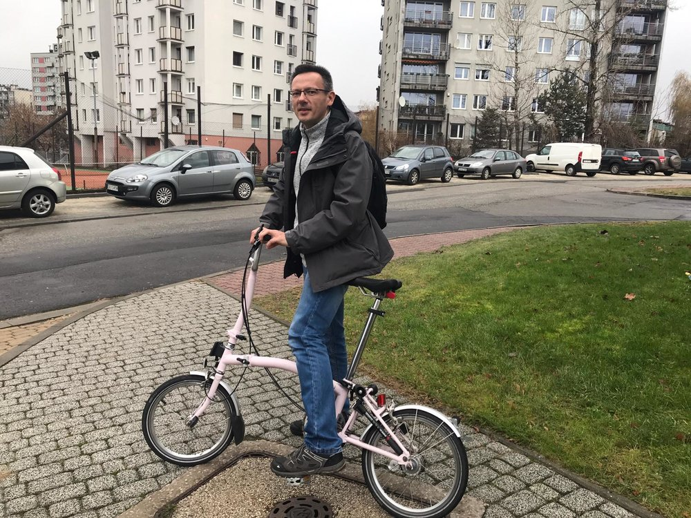 COP24: Bicycle Mayor appointed in Katowice to accelerate climate action
